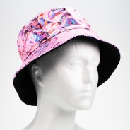 Pink Holographic Unicorn Hat 3