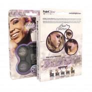 Holographic Glitter Shaker Gift Set 4