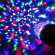 Kaleidoscopic Party Bulb 1