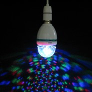 Kaleidoscopic Party Bulb 2