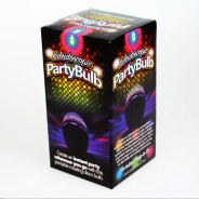 Kaleidoscopic Party Bulb 7