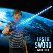 Light Up Laser Sword with Ball Wholesale 3
