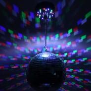 LED Mirror Ball Pendant 18088 1