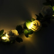 LED Rose Garland Wholesale 6