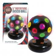 "5"" LED Rotating Disco Ball 4"
