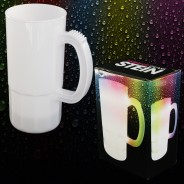 Frosted Stein 2