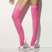 Neon Hold Up Stockings  1