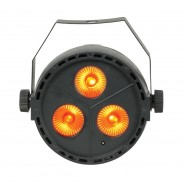 Mini PAR12 RGBW DMX Spot Light  10