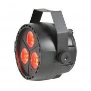 Mini PAR12 RGBW DMX Spot Light  11