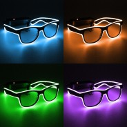 Light Up Party Fun Glasses 1