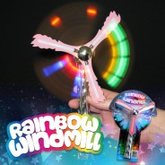 Rainbow Windmill 3
