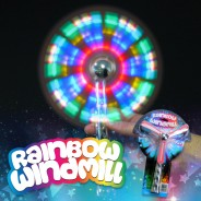 Rainbow Windmill 2