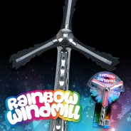 Rainbow Windmill 4