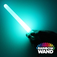 Battery LED Glow Stick -  Rainbow Wand Wholesale 6