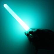Battery LED Glow Stick - Rainbow Wand 8