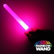 Battery LED Glow Stick -  Rainbow Wand Wholesale 3