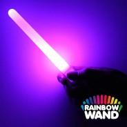 Battery LED Glow Stick -  Rainbow Wand Wholesale 4