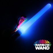 Battery LED Glow Stick - Rainbow Wand 4