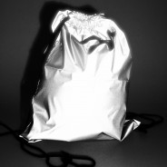 Reflective High Visibility Drawstring Bag 3