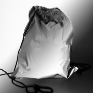 Reflective High Visibility Drawstring Bag 2