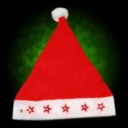 Flashing Santa Hat 2