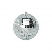 "FX Lab Silver Mirror Balls 4 6"" (15cm diameter)"