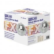 FX Lab Silver Mirror Balls 6