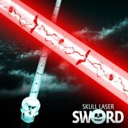 Flashing Skull Sword Wholesale 2