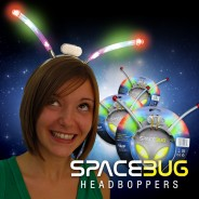 Space Bug Head Boppers 4