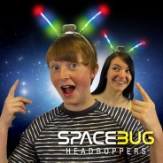 Space Bug Head Boppers 3
