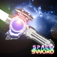 Silver Rainbow Space Sword 3