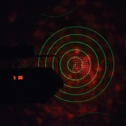 Tetra LED Moonflower Disco Light with Lasers 6