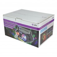 Tetra LED Moonflower Disco Light with Lasers 24