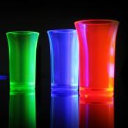 UV Reactive Shot Glasses 1