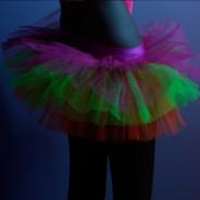 Uv Multicoloured Tutu 1