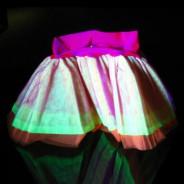 Uv Multicoloured Tutu 2