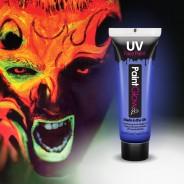 UV Face Paint 2 Blue
