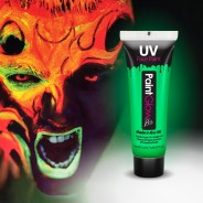 UV Face Paint 10 Green