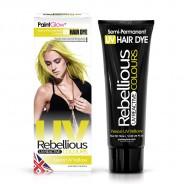 UV Semi Permanent Hair Dye  8 Neon UV Yellow