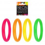 UV Neon Bangles 3