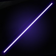 UV Strip Light 1m 4
