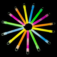 "Wholesale 4"" Glow Sticks"