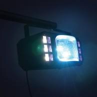 Cortina Wide Angle LED Multi Effect Disco Light 151.609