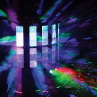 Surge LED Disco Light