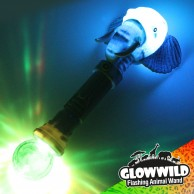"Elephant Mega Flashing Animal Wand 11"" Wholesale"
