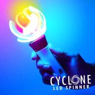 Flashing Cyclone Spinner Wholesale