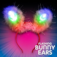 Flashing Bunny Ears Wholesale