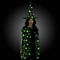 Glow in the Dark Midnight Witch Kit
