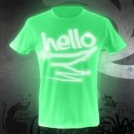 Glow Graffi-Tee T-Shirt