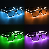 Light Up Party Fun Glasses